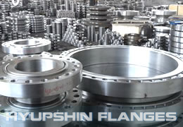 Flanges Stock, Flanges wholesale, Flanges retail, hyupshin flange