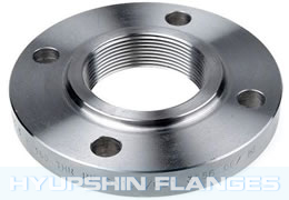 Threaded Flange, Screwed Flange, NPT Flange, Hyupshin Flanges